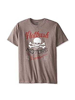 Tailgate Clothing Company Men's Flatbush Motors Crew Neck T-Shirt