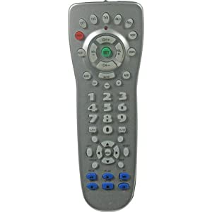 Quantum FX REM111 10-Device Universal Remote (Discontinued by Manufacturer)