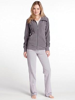 ESPRIT Bodywear Damen Schlafanzugshose S1710/NORDIC DOTS/STR (Rosa (54))