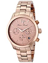 Lucien Piccard Women's LP-12914-RG-99 Stainless Steel Rose Gold-Tone Watch