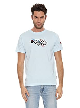 The Indian Face Camiseta Washington (Azul)