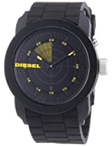 Diesel Analog Black Dial Men's Watch - DZ1605