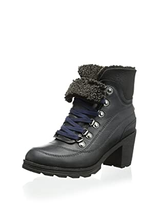 Cougar Women's Marla Lace-Up Boot (Black)
