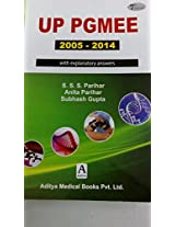 UP PGMEE 2005 - 2014 WITH EXPLANATORY ANSWERS