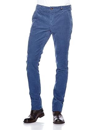 NZA New Zealand Auckland Chino Cordury Stretch Butrinto (Azul)