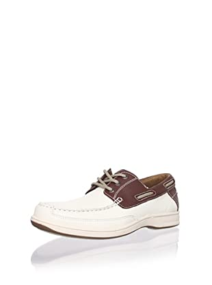 Florsheim Men's Lakeside Boat Shoe (Ice Multi)
