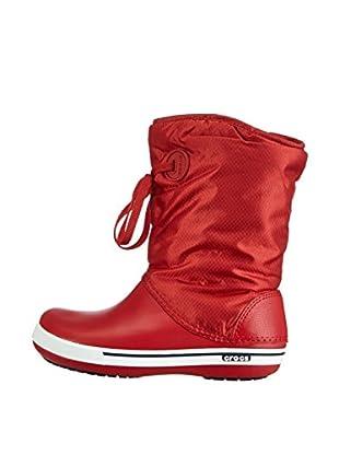 Crocs Botas Crocband (Rojo)
