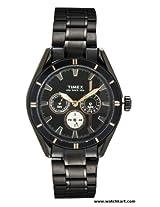 Timex Analog Black Dial Men's Watch - N011