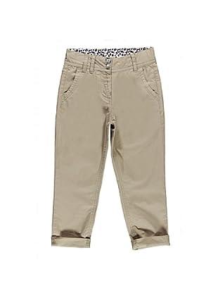 Pantalón Twill Pences (Beige)