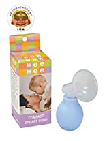 Mee Mee Compact Breast Pump (Pink)