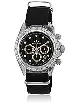 W Tw9001bkc Black/Black Chronograph Watch Toy Watch