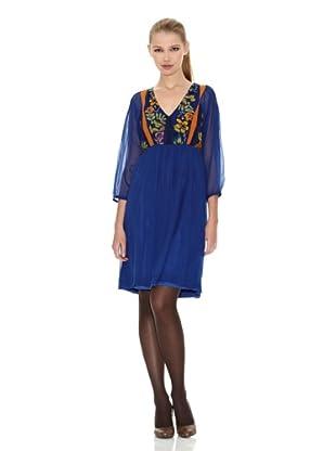 Tonalá Vestido Linx (Azul)