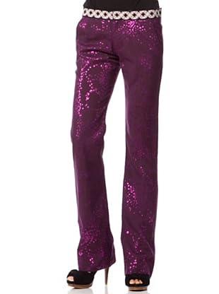 Custo Pantalón Khomo (morado)