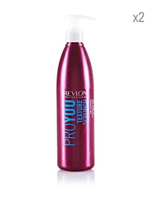 Revlon Set 2 Pro You Activadores De Rizos Texture 350 ml