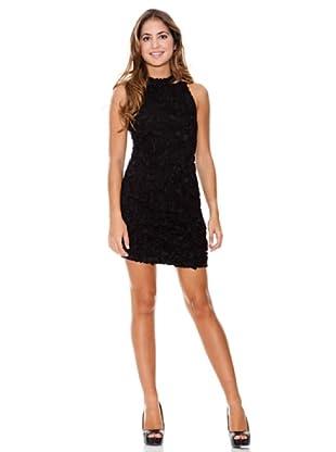 LAVAND Vestido Noche (Negro)