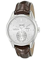 TAG Heuer Men's WAR5011.FC6291 Analog Display Swiss Automatic Brown Watch