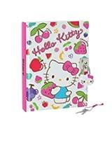 Hello Kitty Fruit Collection #17361 Locking Diary