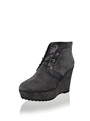 Tod's Women's Wedge Bootie (Grey)
