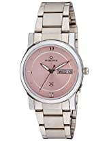 Maxima Analog Pink Dial Women's Watch - 38303CMLI