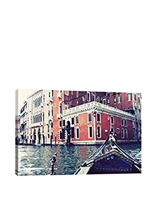 Venice Dream Gallery Wrapped Canvas Print