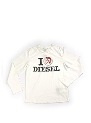 Diesel Camiseta Tayly (Marfil)