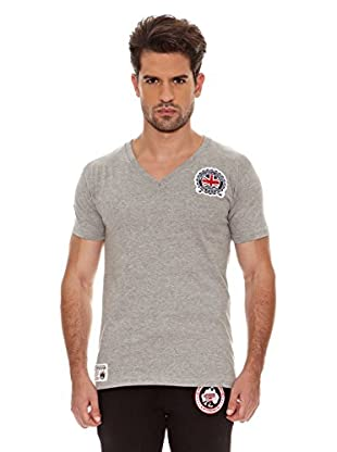 Geographical Norway Camiseta Jeylan Ss Men 202 (Gris)