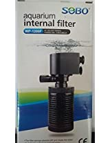 Sobo Aquarium Internal Filter WP-1200F