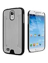 Cygnett-Urban Shield Brushed Aluminium Galaxy S4 Case-Silver