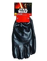 Star Wars: The Force Awakens Adult Kylo Ren Costume Gloves
