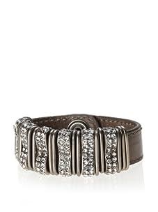 Rebecca Minkoff Cement Jewel Loop Bracelet