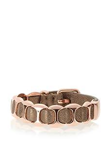 Rebecca Minkoff Grey Bronze Mini Sling Bracelet
