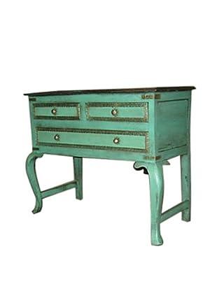 Zanzi 4 Drawer Dresser