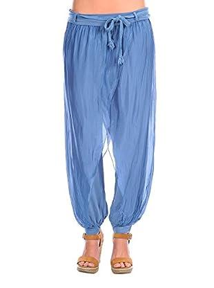 Silk Pantalón Seda