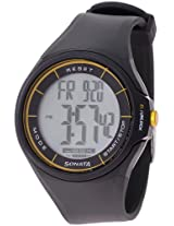 Sonata Ocean Digital Grey Dial Men's Watch - 7992PP02J