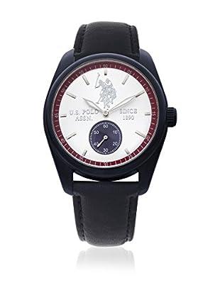 U.S.POLO ASSN. Uhr mit japanischem Quarzuhrwerk Unisex Icon 38.0 mm