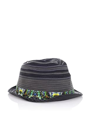 Robert Graham Men's Wyclef Fedora (Black)