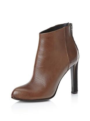 Haider Ackermann Women's Zipper Platform Boots (Tobacco)