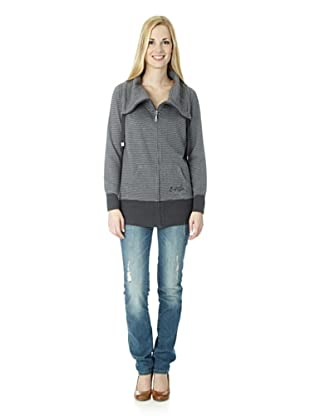 ESPRIT SPORTS Damen Sweatshirt (Grau)