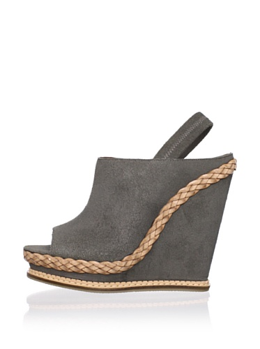 Boutique 9 Women's Georgetta Wedge (Grey)