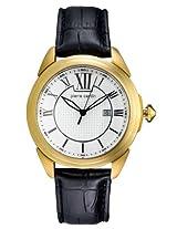 Pierre Cardin Analog White Dial Men's Watch - PC104891F06