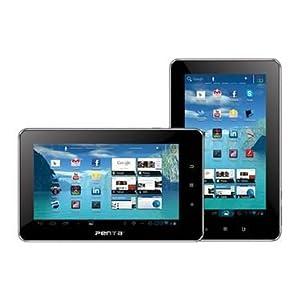 BSNL Penta T-Pad WS703C Calling Tablet - Silver
