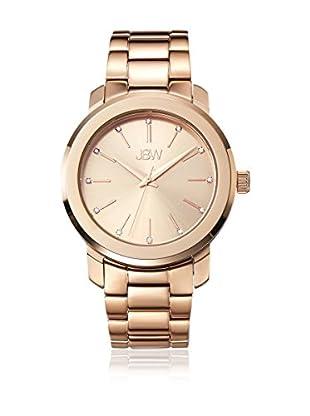 JBW Uhr mit Japanischem Uhrwerk Scarlett roségold 40  mm