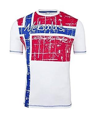 Nebulus Camiseta Manga Corta Flagline