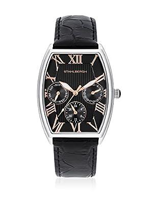 Stahlbergh Reloj Sa71 Ø 30,5 mm (Negro)