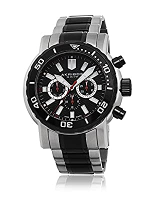 Akribos XXIV Reloj con movimiento cuarzo suizo Man AK675TTB 50 mm