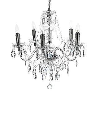 Tomasucci Lámpara De Araña Jewel Clear Transparente