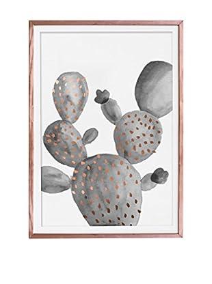 NOORMAL Wandbild Cactus