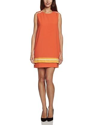 Fever Vestido Abrielle (Naranja / Mostaza)