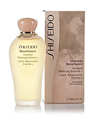 Shiseido Benefiance Enriched Balancing Softener N unisex Reinigungslotion, 150 ml, Preis/100ml: 24.63 €