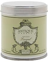 Antique Garden Spiced Laurel 233g/8.2oz Perfumed Candle